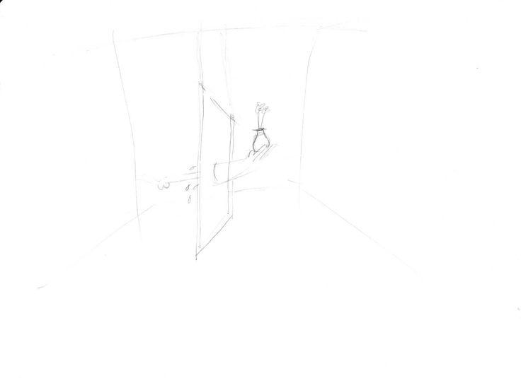 17 beste idee n over bloem schetsen op pinterest bloemtekeningen bloemen tekenen en mensen - Spiegel rivoli huis van de wereld ...