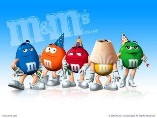 m & m characters   main article m m s characters anthropomorphic m m s characters appear ...