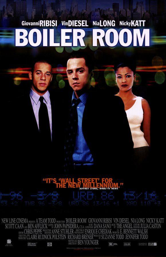 Boiler Room 11x17 Movie Poster (2000)