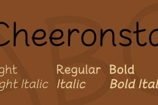 Cheeronsta - Creative Fabrica