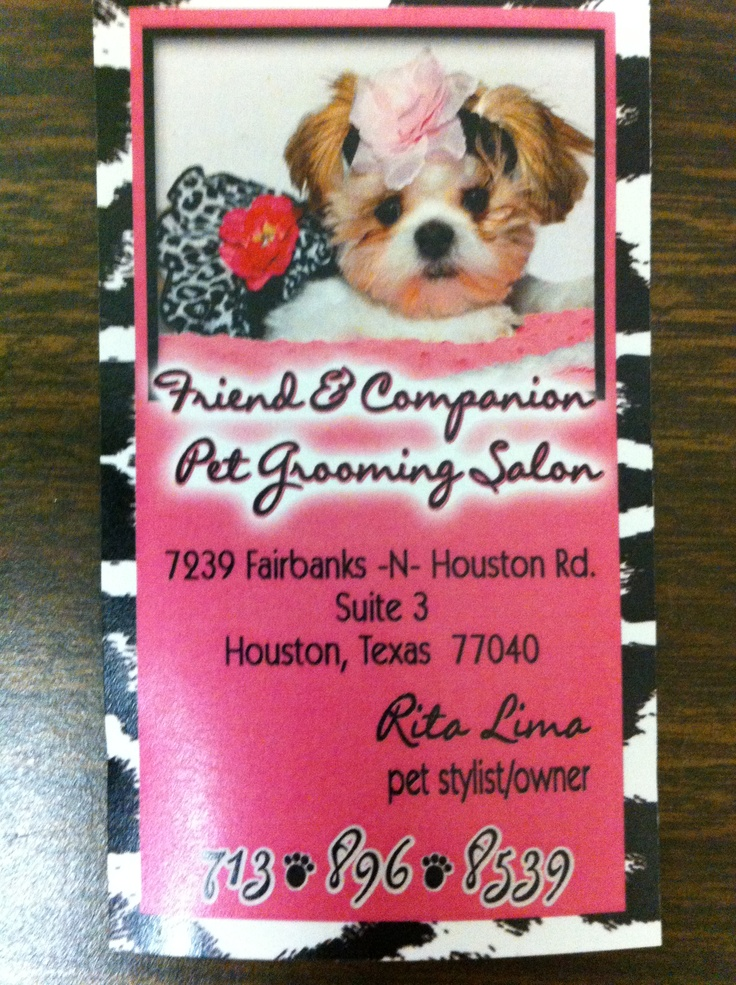80 best pet grooming in houston texas images on pinterest houston friend and companion pet grooming 7239 fairbanks n houston houston texas 77040 all breeds cats too solutioingenieria Gallery