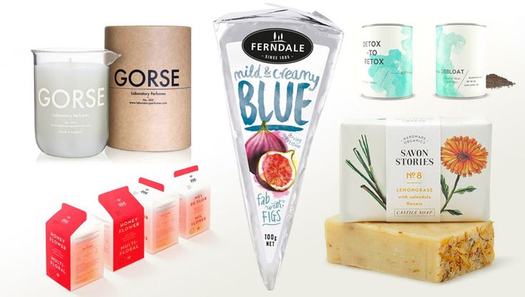 Today's roundup consists of a mix of great packaging, label and bottle designs. And as usual I would recommend checking out our packaging board on Pinterest, with close to 700 curated packaging and label designs.