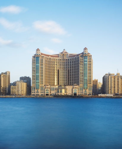 Four Seasons Hotel Alexandria at San Stefano, Egypt