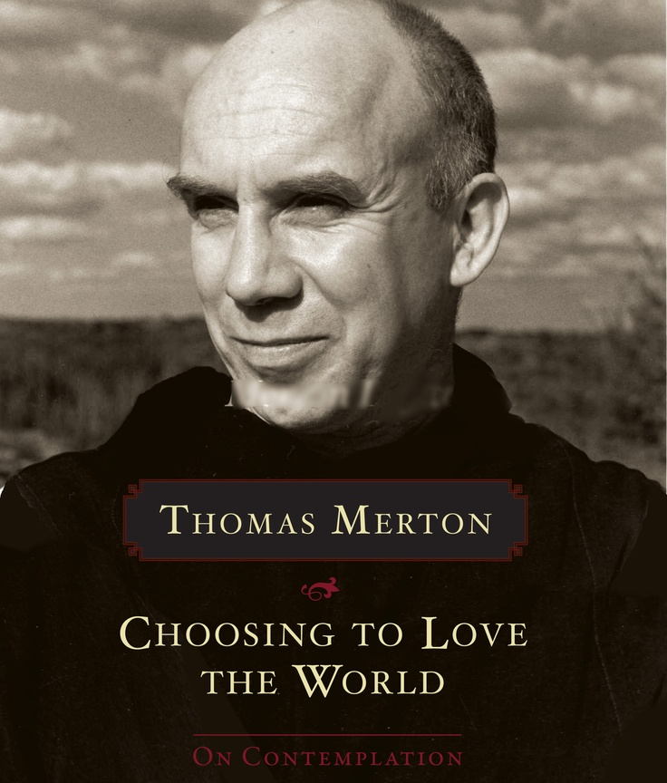 thomas merton writings Walt whitman, agnes martin, and thomas merton are three artists that i  but i  find, if i go back to their writings again and again the practice.