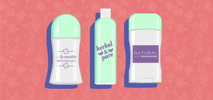 I Tested 6 Natural Deodorants So You Don't Have To