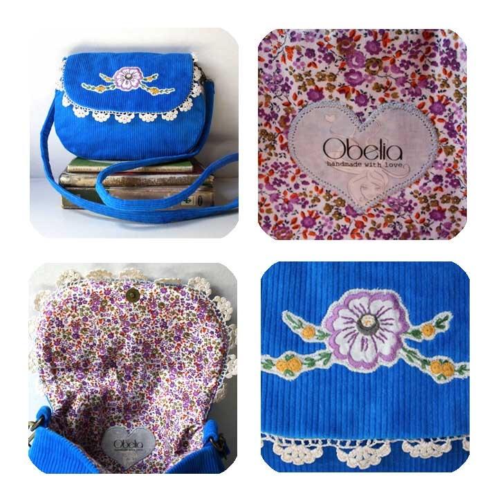 Mia bag by Obelia