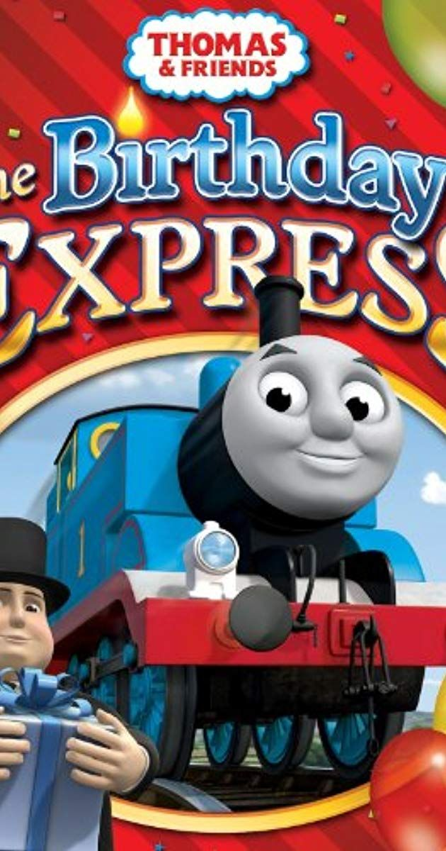 Thomas Friends The Birthday Express Video 2011 Imdb