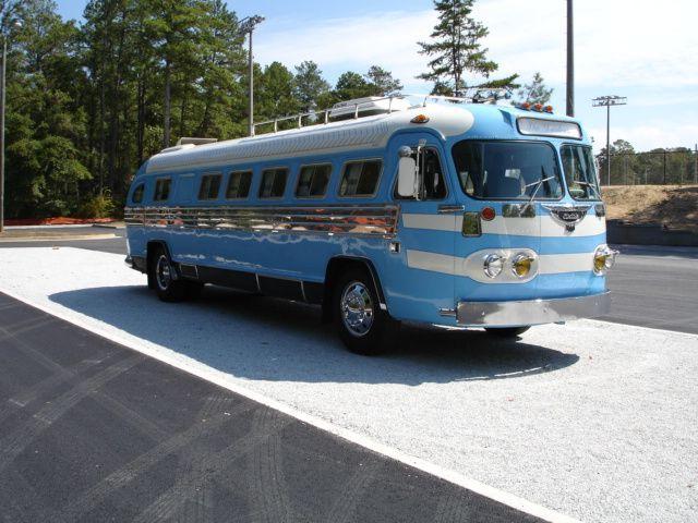 1948 Flexible Motorcoach Conversion Bus