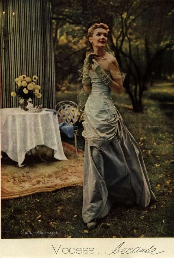 Good Housekeeping Magazine, 1949, from the library at Duke University