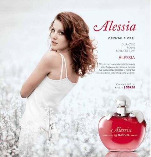 exquisito perfume alessia x 2 unidades a un precio increible con envio a todo el pais. http://articulo.mercadolibre.com.ar/MLA-633508325-perfume-mujer-alessia-oriental-x-2-unid-reino-de-la-miel-_JM