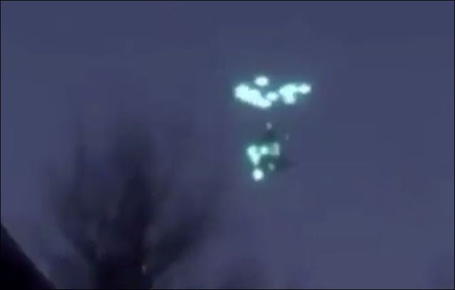 ΑΤΙΑ εξαφανίζεται μέσα σε πύλη πάνω από την Σιβηρία (Βίντεο)