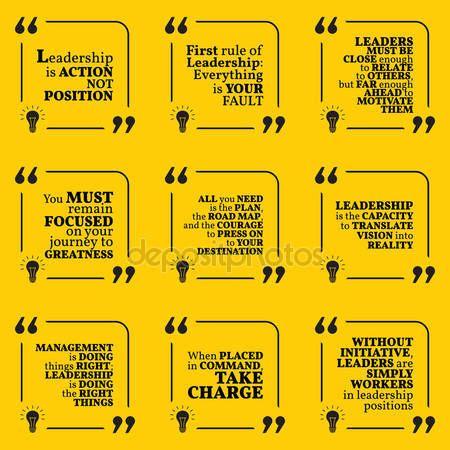 Znalezione obrazy dla zapytania przywództwo cytaty