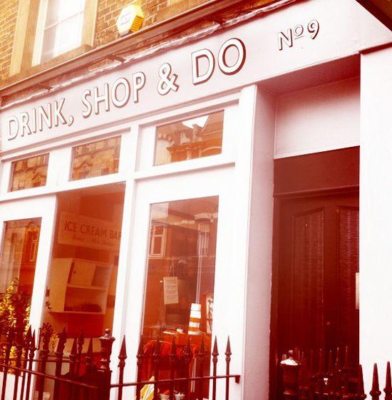 Drink Shop & Do