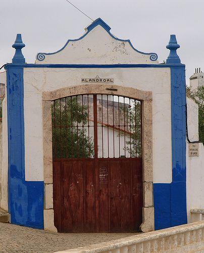 Alandroal entrance