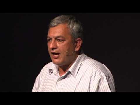 Nothing to hide, nothing to fear: Vikram Kumar at TEDxQueenstown, Feb 2014