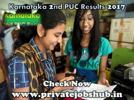 Applicants who are searching for Karnataka 2nd PUC Results they can get all information through this page. Karnataka Secondary Education Examination Board has conducted the KSEEB Class 12th exam in the month of March.   http://www.privatejobshub.in/2012/03/puc-board-results-2012-1st-2nd-puc.html