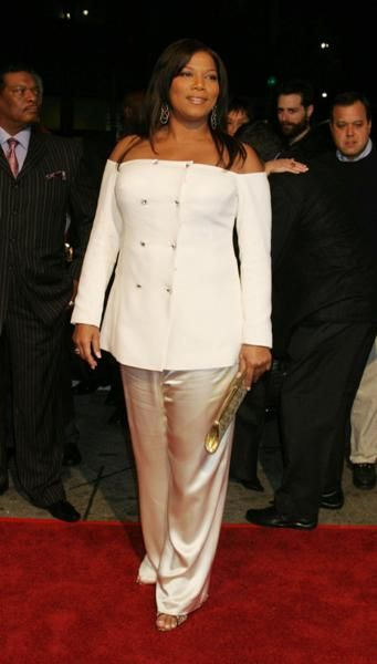 Queen Latifah Dresses Clothing Line | How to shop for your body type in the fall