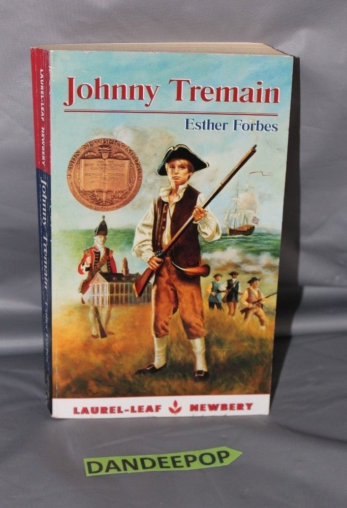 an overview of the novel johnny tremain by esther forbes Maryland council on economic education 1 johnny tremain by esther forbes (bantam doubleday dell publishing group, inc new york, 1971) literature annotation this novel tells the story of a young apprentice silversmith who lives in boston during the.