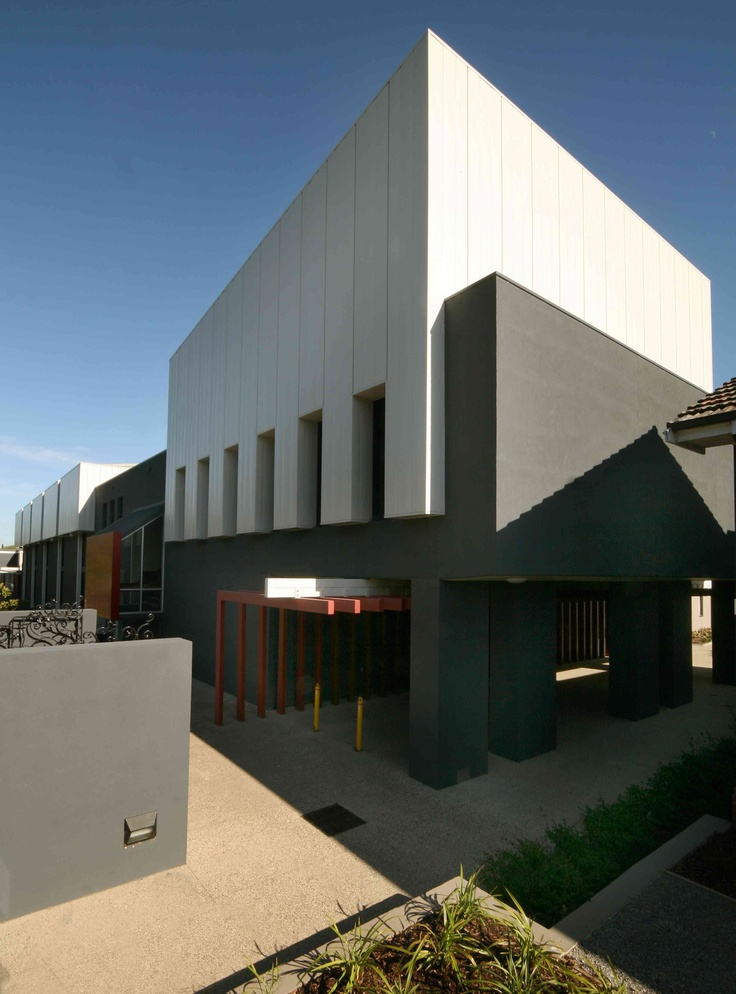 Forecourt - Performing Arts Centre