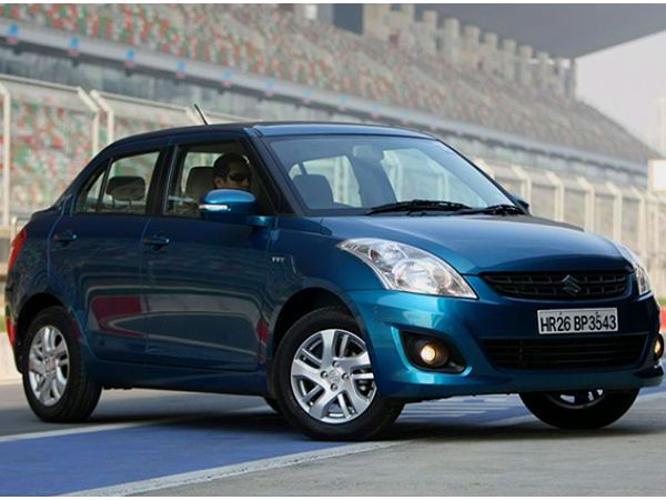 Maruti Swift DZire Recall Due To Fault Fuel Cap Likely