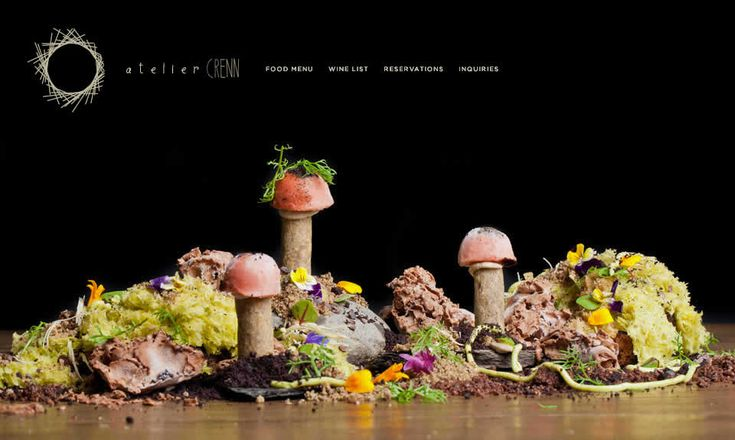 Atelier Crenn › Poetic Culinaria   San Francisco, CA