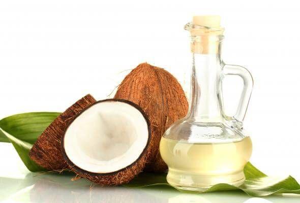 Кокосовое масло для сжигания жира