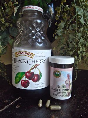 Natural Remedy for Menstrual Cramps and Heavy flow.  From VEGAN OPULENCE