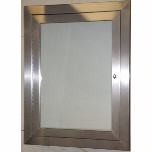 Metro Stainless Steel Medicine Cabinet