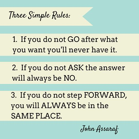 john assaraf three simple rules - Google Search