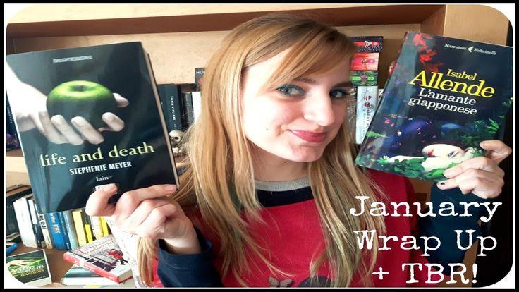 Libri di Gennaio: life and death,vita degli elfi,l'amante giapponese ✧Pa...