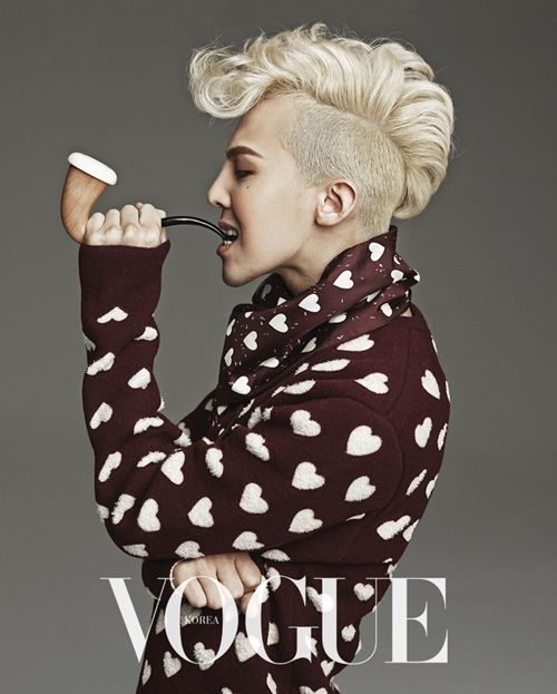 "g dragon for vogue - Google Search when they say someone has ""it"" they would be talking about this guy."