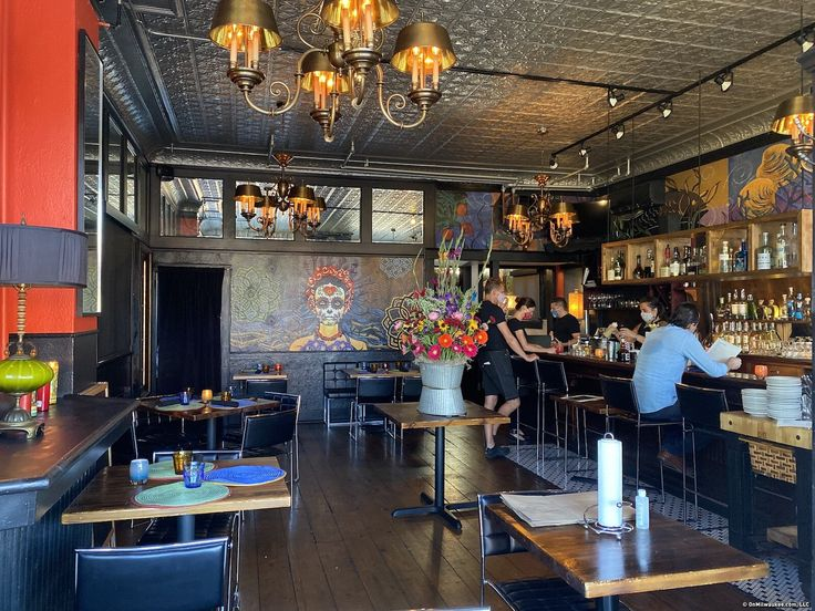 A fresh take on mexican fare awaits at la dama in walkers