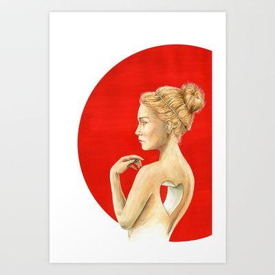 Vacancy  Art Print by Stephane Lauzon - $15.00