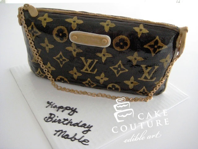 Edible Cake Images Louis Vuitton : 17 Best images about Louis Vuitton Party on Pinterest ...