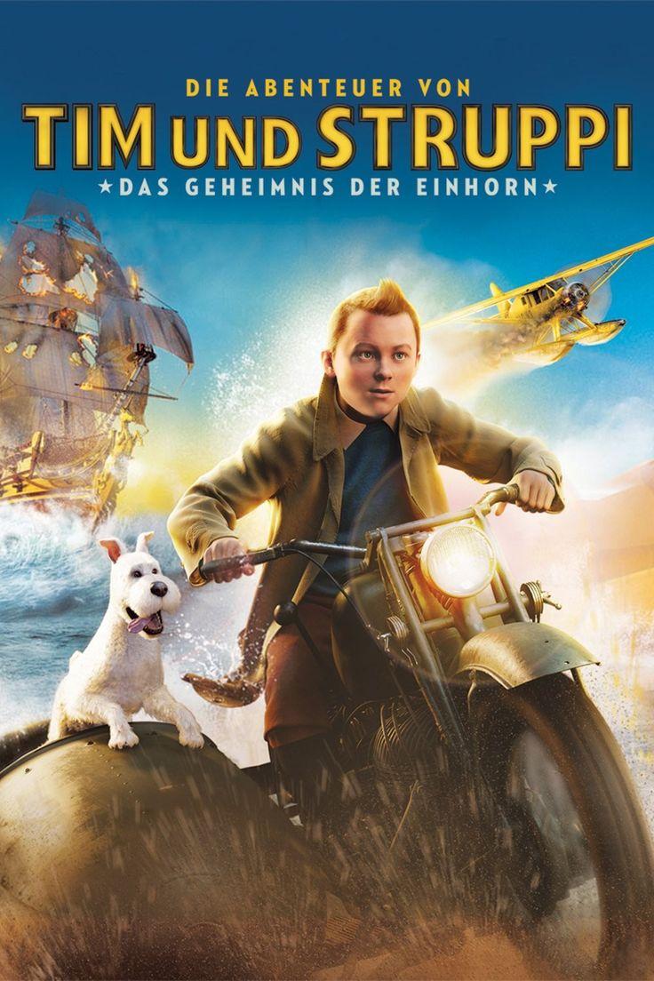 Die Abenteuer von Tim und Struppi - Das Geheimnis der Einhorn (2011)                                                                                                                                                      Mehr