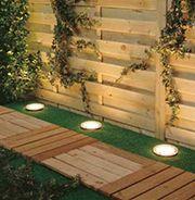 Progettare e realizzare l'impianto di illuminazione per il giardino.progettazione giardini - realizzazione giardini - Vivai Loda - Cellatica (Brescia) - paesaggista - progettazione giardini
