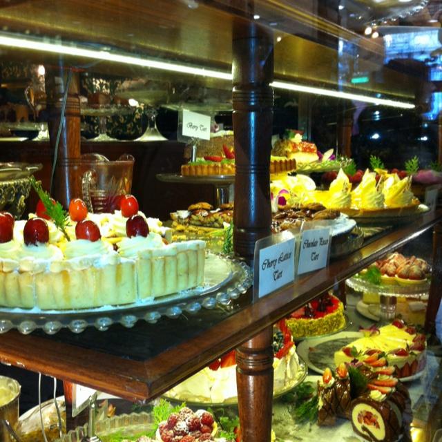 Hopetoun Tea Rooms Block Arcade Melbourne