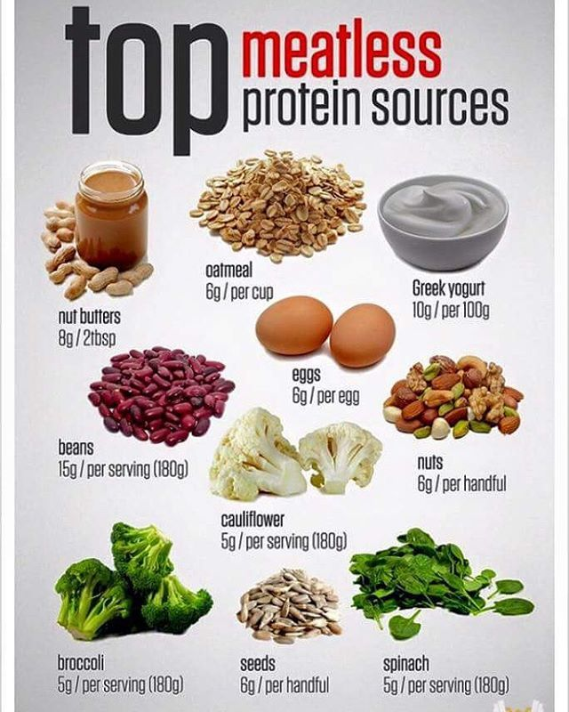 Many meatless foods are very healthy protein wise. You can always count on vegitables to keep your balanced diet.