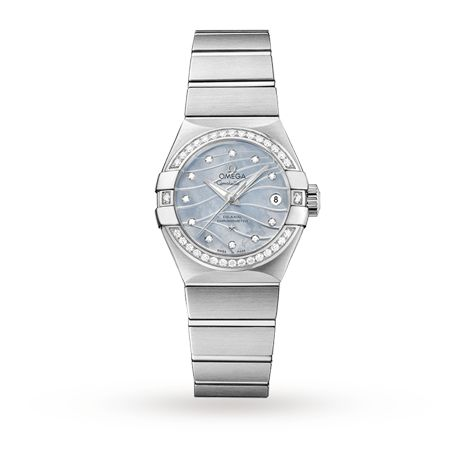 Ladies Watches - Omega Constellation Ladies Watch - O12315272057001