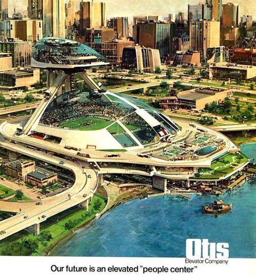 jeroenapers: De toekomstvisioenen van liftfabrikant Otis...