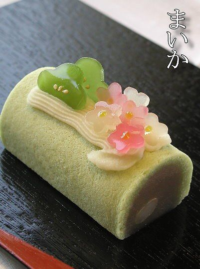Japanese sweets ... Auspicious