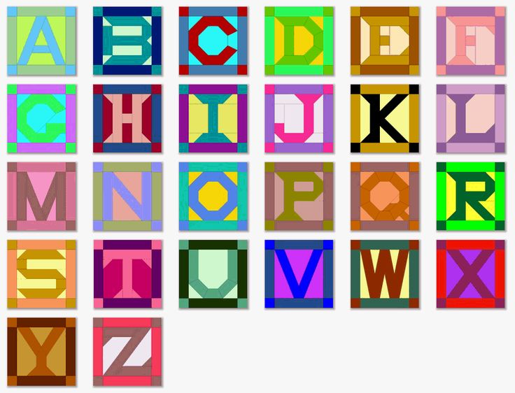 73 best abc quilts images on pinterest alphabet quilt appliques quilt block patterns alphabet quilt block patterns with templates spiritdancerdesigns