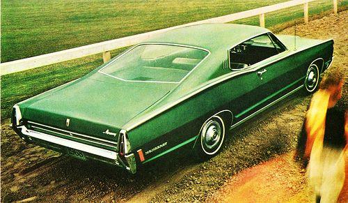 1968 Mercury Monterey 2-Door Hardtop