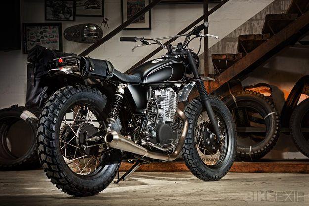 Yamaha SR400 'Yard Built'