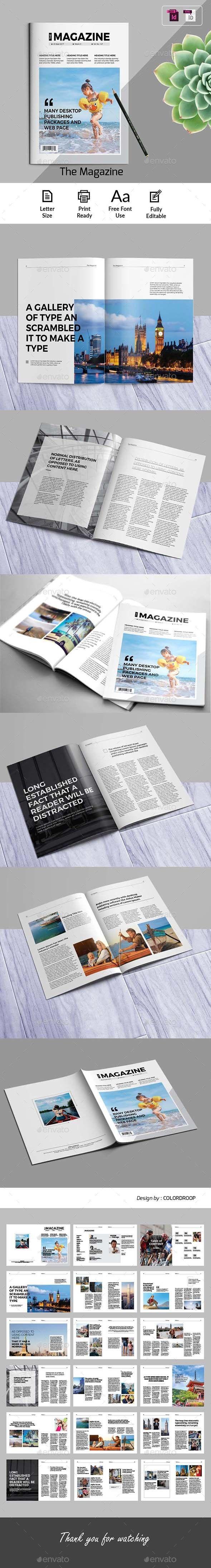 162 best magazine grids templates images on pinterest