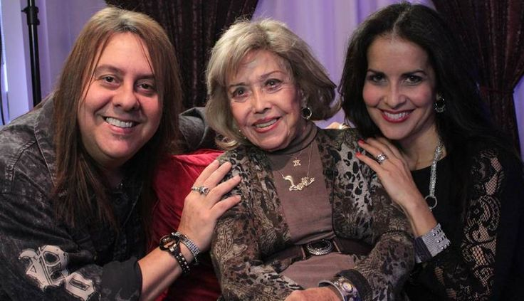 June Foray - Living legend and animation icon graces the set of VO Buzz Weekly with Chuck and Stacey J.