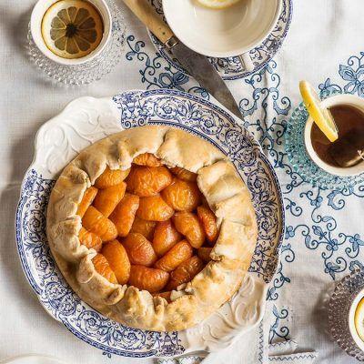 Galette de albaricoques | Recetas de comida, Galletas con ... Iliana Mendez Garcia