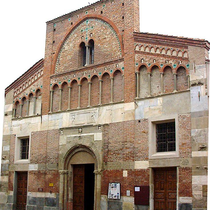 Chiesa di San Pietro a Cherasco (Cn) | Scopri di più nella sezione Itinerari del portale #cittaecattedrali