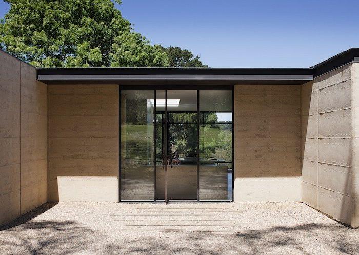 robson rak architects merricks house black windows
