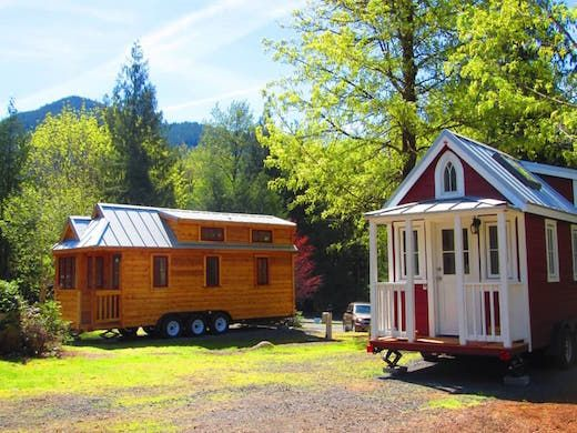 Ever wish you could rent out a tiny home so you could see how living in one…